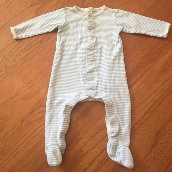 Magnolia Baby Baby Boy Batter Up Short Pajamas Blue